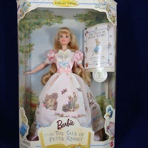 NIB Peter Rabbit Barbie